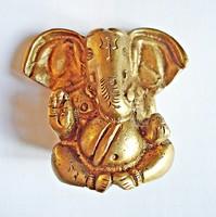 Elefánt fejű bronz szobor, indiai?!