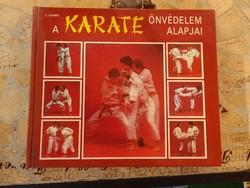 Antikvár könyv - A karate önvédelem alapjai L. Levsky
