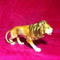 Royal Dux oroszlán