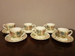 Párisi Nagy Áruház régi kávéskészlet