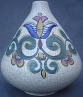 Gmunden kerámia váza