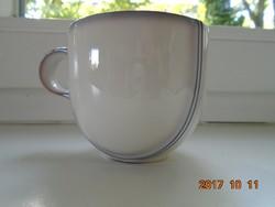Designer kerámia kávés csésze-különleges forma és színvilággal-újszerű (3)