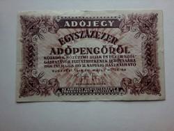 1946-os 100000 Adópengő