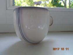 Designer kerámia kávés csésze-különleges forma és színvilággal -újszerű (4)