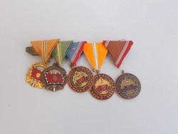 Kádár kitüntetés sor - Szolgálati Érdemérem