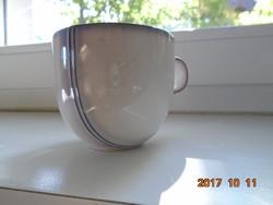 Designer kerámia kávés csésze-különleges forma és színvilággal -újszerű(5)