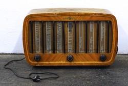 0O410 Antik Orion 442 csöves rádió