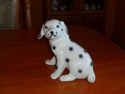 Dalmata kutya szobor