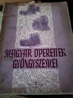 RÉGI KOTTA  -   Magyar operettek gyöngyszemei 
