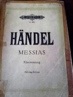 RÉGI KOTTA  -   Händel     Messias