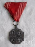 Károly csapatkereszt  1916.