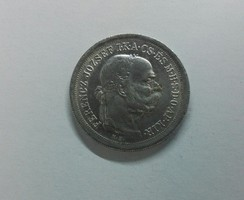 1900 Ferencz József 5 Korona (hamis)