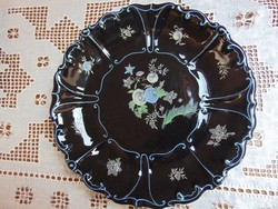 Antik Cobalt Ilmenau  desszertes