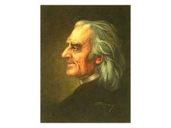 Európai festő, XX. század : Liszt Ferenc