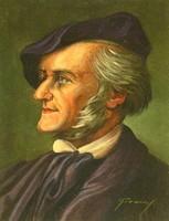 Európai festő, XX. század : Wagner portré