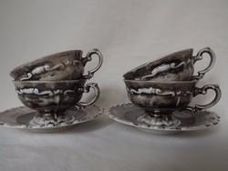 Bavaria teás csészék - Shabby