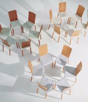 Miss trip Kartell szék - Cream (2S)
