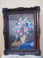 Tarlós  Károly :  Pécs régi festője 1876-1962   / Pécs   akvarell  32x43 cm