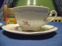 Régi Zsolnay teás szett - két személyes
