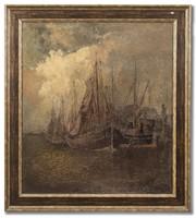 Hein Hoppmann: Kikötő