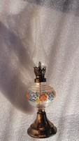 Régi mini petróleum lámpa