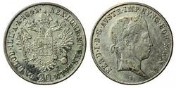 V.Ferdinánd 20 krajcár 1841 A.