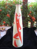 Török  János  ,Jazz vázája    hibátlan   40 cm
