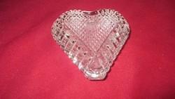 KI21  Szív alakú cukortartó 10 vm