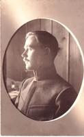 Katonai fotó képeslap