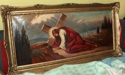 Jézus a kereszttel