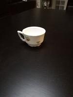 Régi Zsolnay manófüles kávés mokkás csészealj