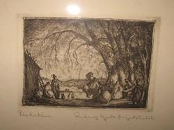 RUDNAY GYULA / 1878-1957/ : PÁSZTORTÁNC