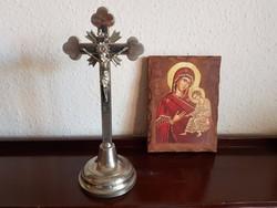 Kereszt és ikon -egyben