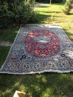 Nain kézi perzsa szőnyeg