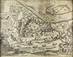 0O481 M. Mariotti : Buda visszafoglalása térképen