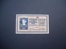 25 korona 1918 3000 feletti sorszám !!!