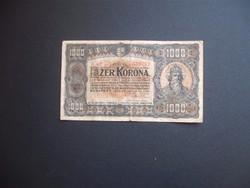 1000 korona 1923 B 42