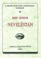 Imre Sándor: Neveléstan (REPRINT kiadás) 1200 Ft