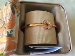 Fossil rose gold karperec eredeti dobozában