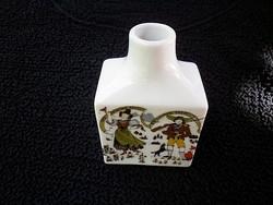 """""""Évszakok"""" design ibolya váza"""