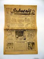 SZABAD SZÁJ1989augusztus8RÉGI ÚJSÁG882