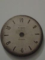 Almaz számlap, 29 mm, cirill betűs