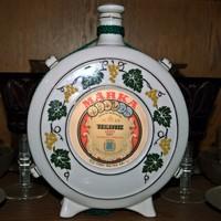Márka 1880 Vermouth édes fűszerezett vörös bor