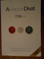 A magyar divat 1116 éve