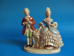   Exklusive porcelán Wagner & Apel Lippelsdorf