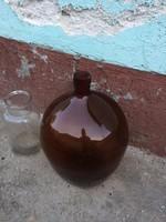 Üveg ballon