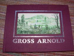 Gross Arnold albuma dedikált!
