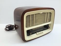 Régi VT R 545 rádió vintage dekoráció  ( 1955 )