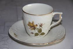 Rosenthal csésze alátéttel