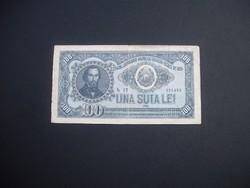 100 lei 1952 RITKA !!!